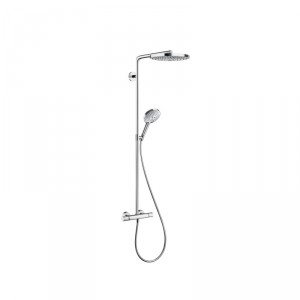Hansgrohe Raindance Select Showerpipe S240 2 jet 27129000 душевая система, хром